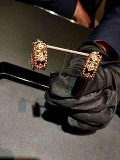 VCA van cleef arpels 新款耳環