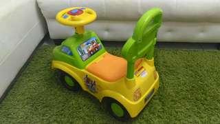 Baby Car Push