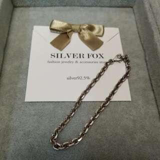 🆕 925 Silver Fox bracelet #mayflashsale