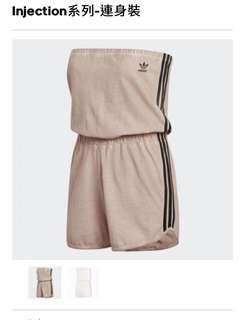 🚚 正版adidas 女連衣褲
