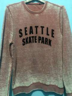 Sweater New Look Seattle Skate Park