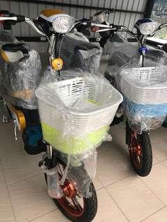 全新電動腳踏車🚲