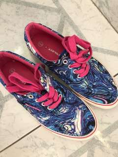 Tiedye shoes