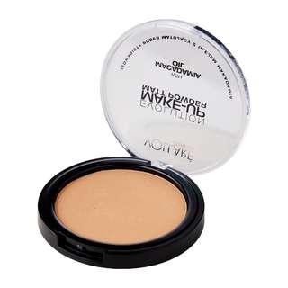 Vollare Cosmetics Evolution Make Up Matt Powder With Macadamia Oil No 66