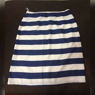 Stripes Skirt
