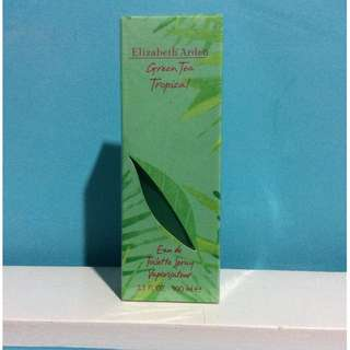 Green Tea Tropical Perfume