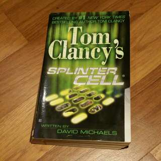 Tom Clancy's Spinter Cell - David Michaels