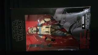 Star Wars Scarif Squad Leader Black Series 6""