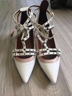 Valentino heel shoes 38/38.5
