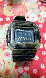 Casio 迷彩G-Shock手錶