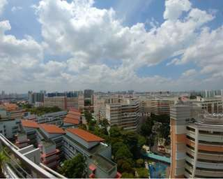 Cheap 2+1. 1044sqft. Unblock View. Walk to NEX