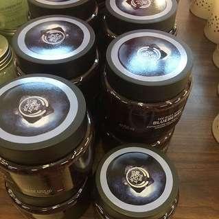 Scrub blueberry 250 ml