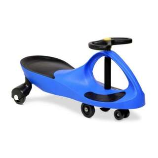 Kid's Ride On Wiggle Scooter - Blue