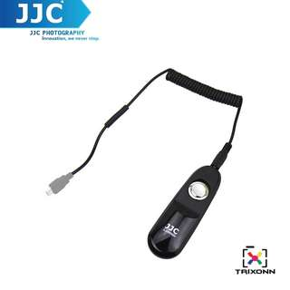 JJC S-C1 S Controller Shutter Release Cable Wired for Canon EOS 50D 5D Mark III 7D 1D