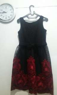 Dress pesta (butik) import bangkok