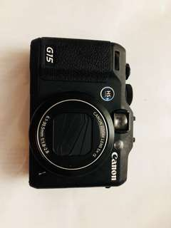 Used Canon Powershot G15