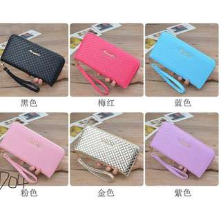 D04 korean fashion wallet