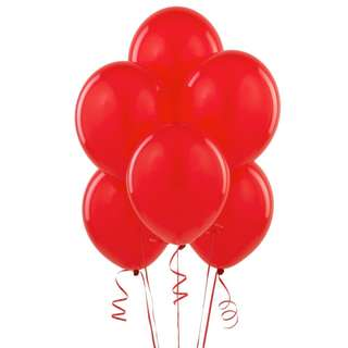 Red Balloon (Brand New) non- inflated