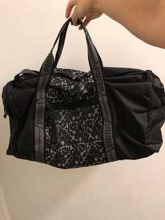 PUMA BLACK DUFFEL BAG