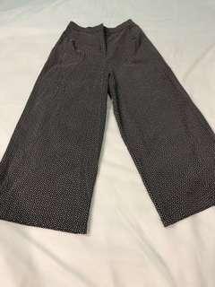 MONKI Patterned pants