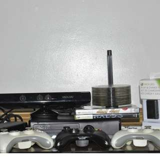 RUSH!!! SALE!!! Xbox 360 with Kinect