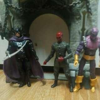 Red Skull & Villains