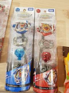 Latest beyblade winning valkyrie and z achilles