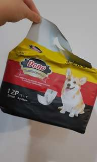 Male Dog Pampers