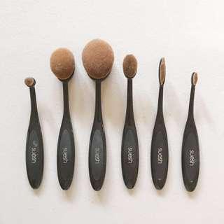 SET: SUESH Brushes