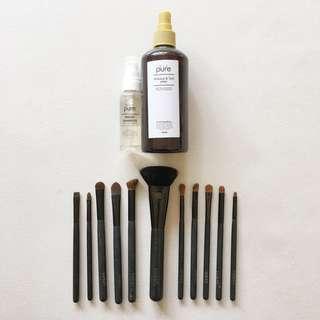 SET: SUESH Brushes & Brush Cleansers