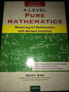 JC A level H1/H2 Pure Mathematics