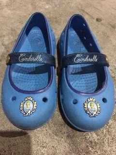 crocs cinderella