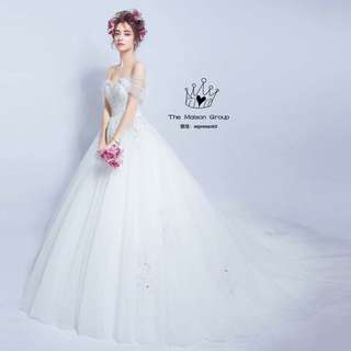 Wedding Gown For Sale 10
