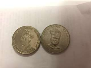<SALES> Malaysia old coins <Nett price>