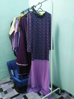 Purple Dress (Clearance)