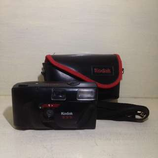 KODAK® CAMERA 335 ELECTRONIC FLASH 35 mm. 😊👍🏻#abubaq