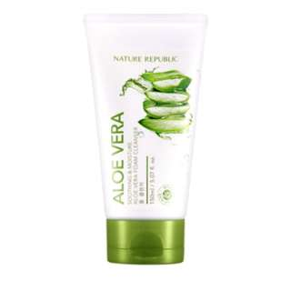 PRE-ORDER Nature Republic Aloe Vera Foam Cleanser