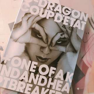 GDRAGON COUP D'ETAT[+ONE OF A KIND&HEARTBREAKER]日本版