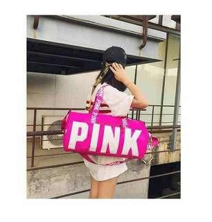 Pink Travelling Bag