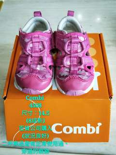 🚚 Combi 二手14.5女涼鞋   鞋況良好
