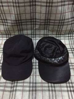 Authentic hats Armani parfums with free parfois hat