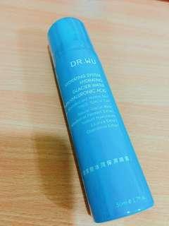 《全新》DR.WU 玻尿酸冰河保濕噴霧 50ml