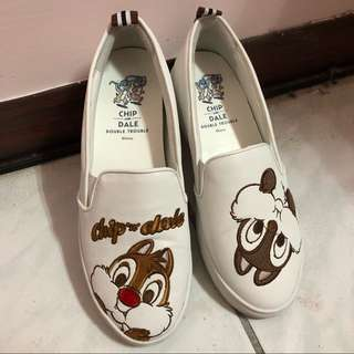 Gracegift 奇奇蒂蒂懶人鞋👟