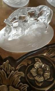Kristal bohemia binatang