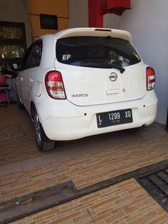 Nissan march 2013 bisa kredit