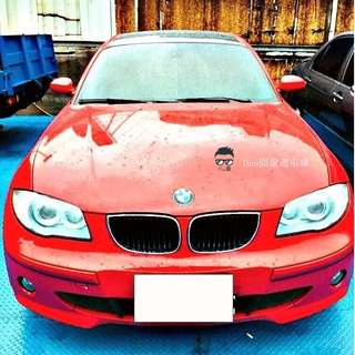 2006年BMW 120i  自己的車隨便賣 只求現金