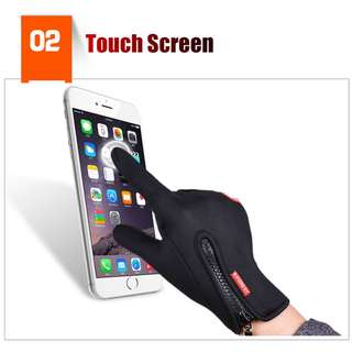 Touch Screen Gloves Unisex