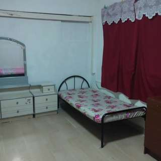 Master Bedroom @ 112 Clementi - Sunset Way