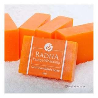 Papaya Orange Soap 150g