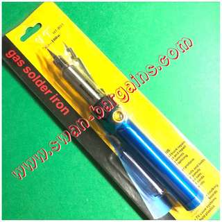 Portable Outdoor Gas Powered Electrical Wire Circuit Connection Soldering Welding Tool Metal Iron